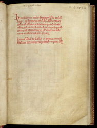 Donor Inscription And Anathema, On A Flyleaf Of A Psalter